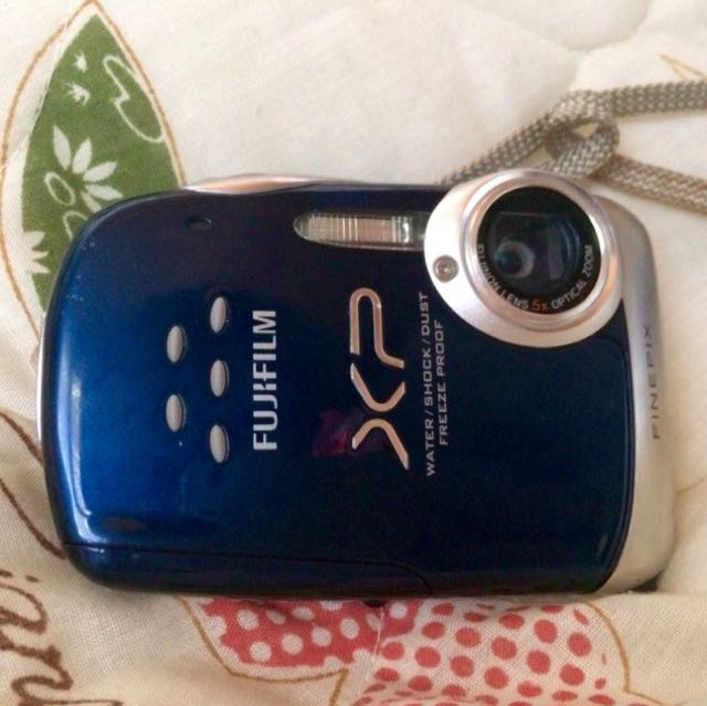 FUJIFILM FINEPIX XP20 WATER/SHOCK/DUST/FREEZE PROOF