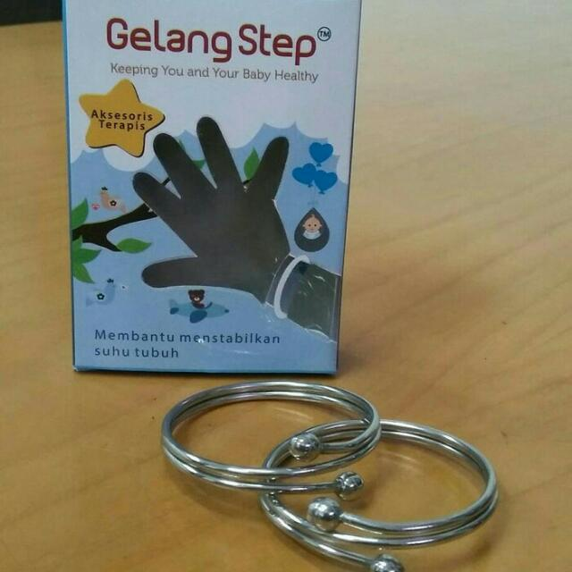 GELANG ANTI STEP