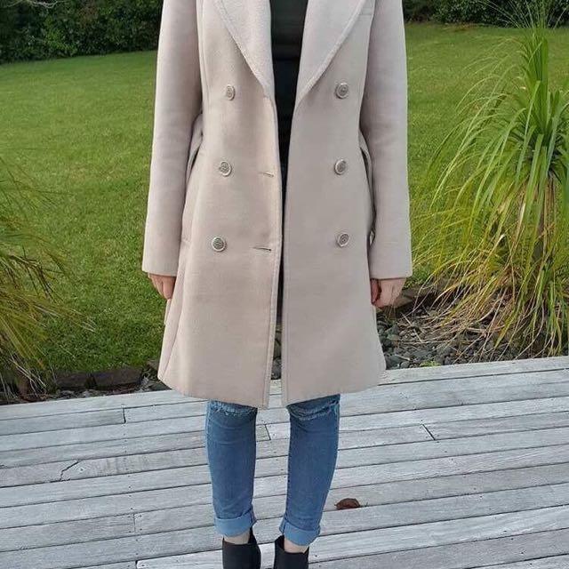 Glassons Beige Coat