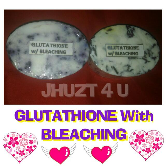 GLUTATHIONE with BLEACHING