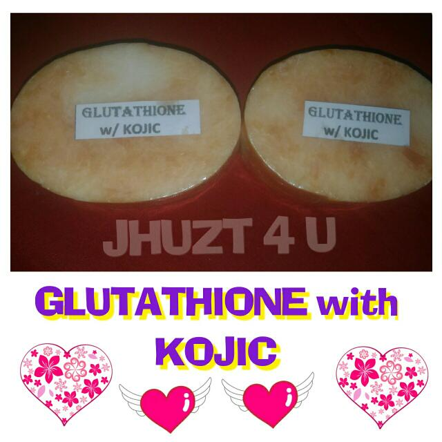 GLUTATHIONE with KOJIC