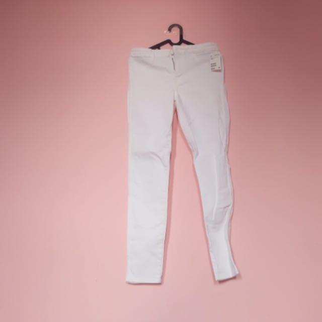 H&M - White Pants