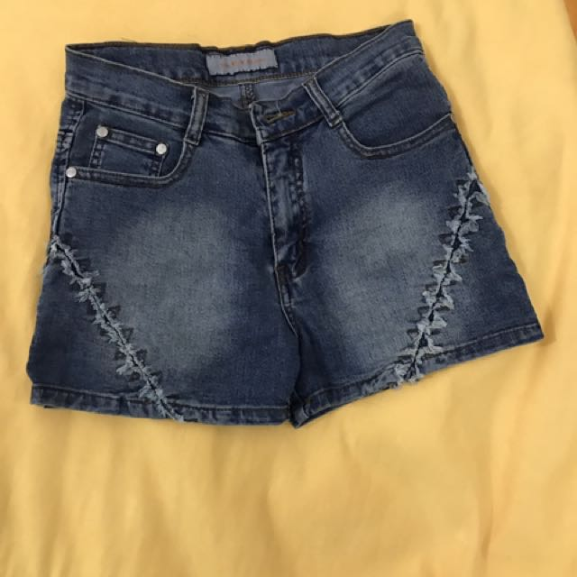 Hot Pants Fit To S-M