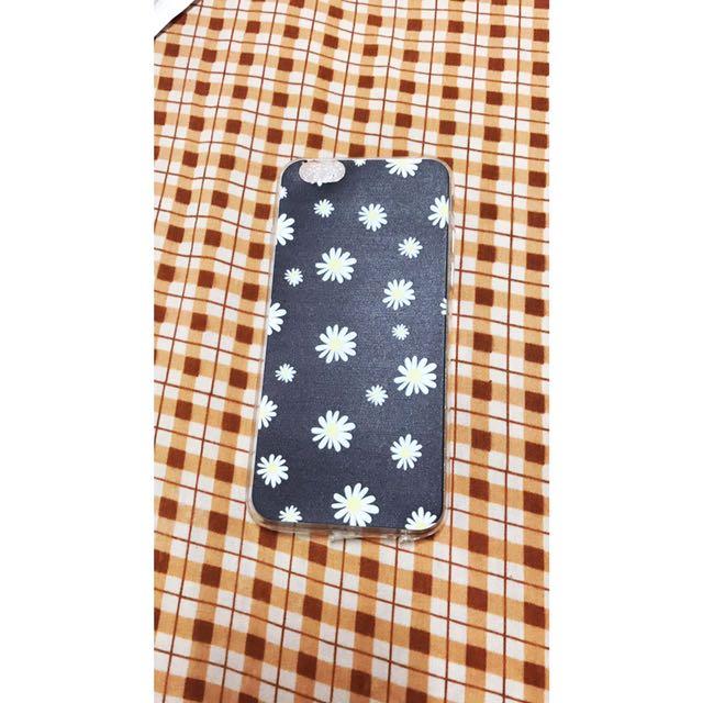 iphone6小雛菊軟殼