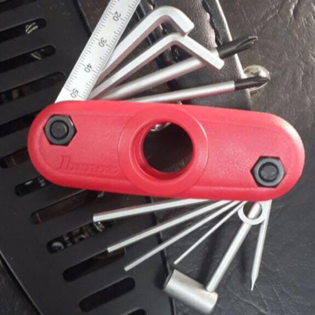 Ibanez ToolKits/ Ibanez Multitools