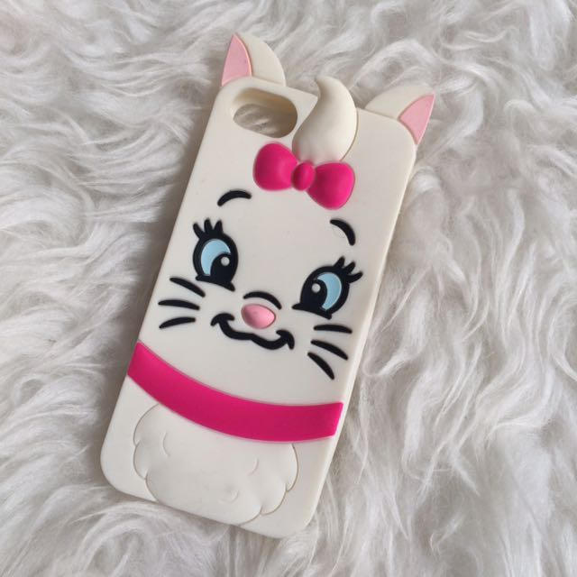 iPhone 5s Case Jelly Marie