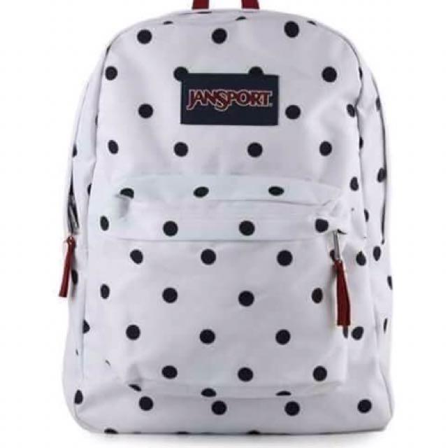 Jansport Bag Authentic