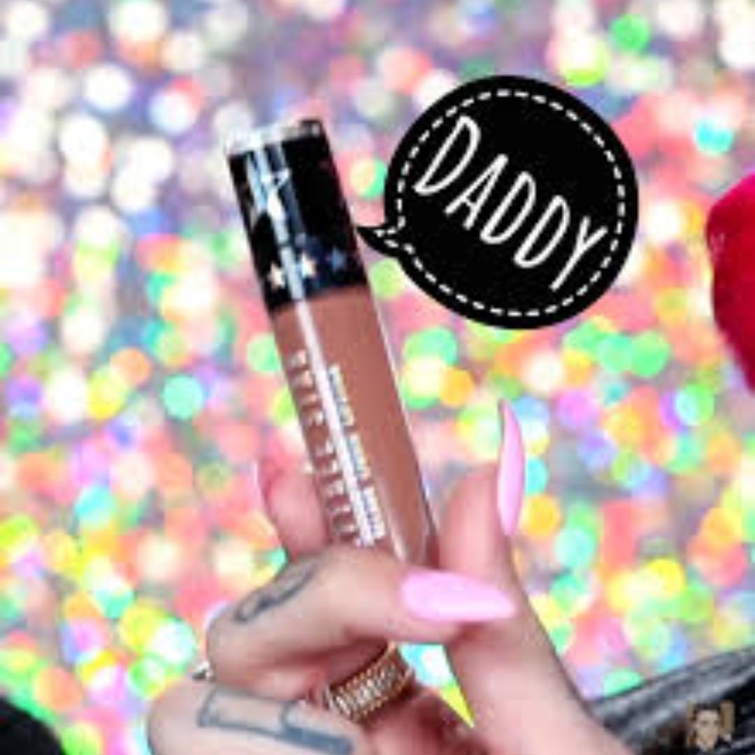 ac10086073b Jeffree Star Cosmetics x Manny MUA Velour Liquid Lipstick - Daddy, Health &  Beauty, Makeup on Carousell