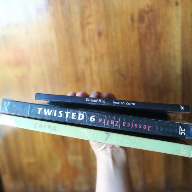 Jessica Zafra's TWISTED Series (Bundle)
