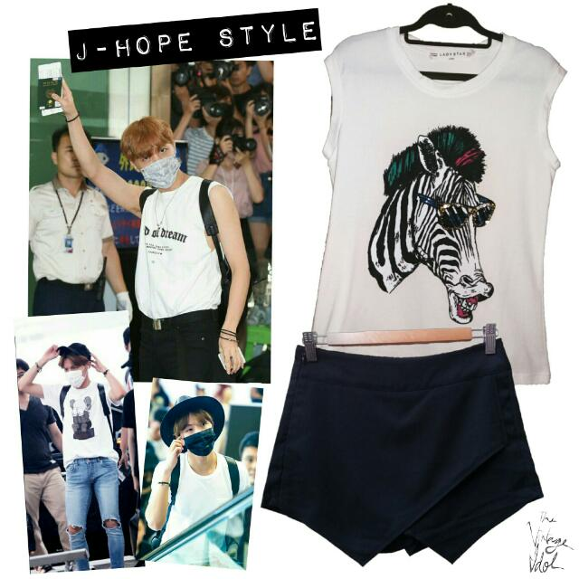 J-Hope's Style