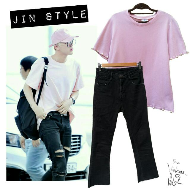 Jin's Style Set (PANTS ONLY)