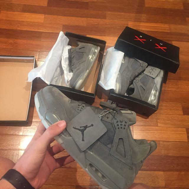Jordan X KAWS