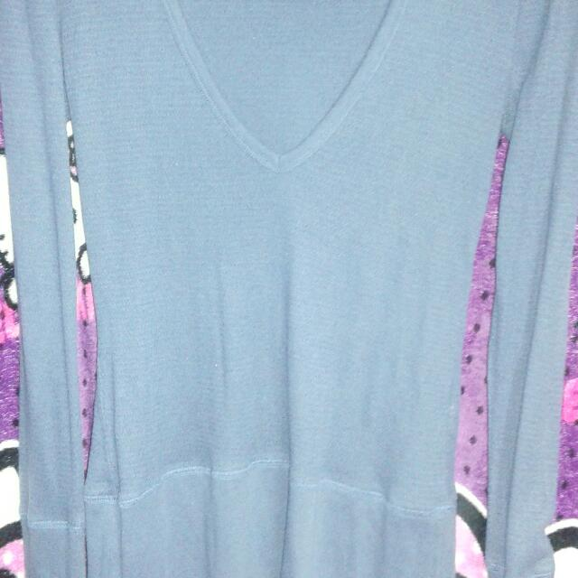 Knitted Long Sleeve Once Lng Nasuot Good As New
