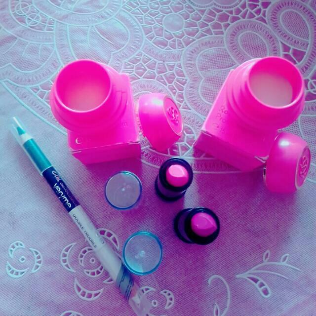 Eyeliner Lipstick Skin Food Oriflame