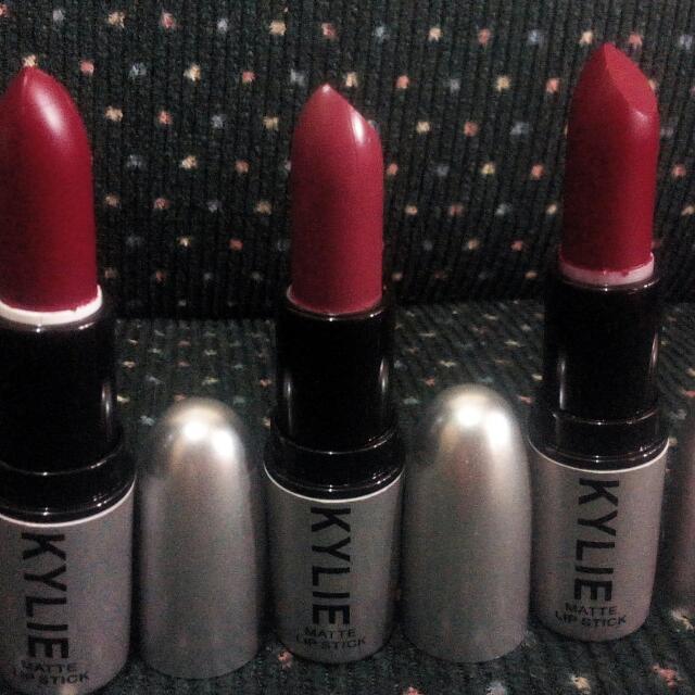 Kylie Silver Lipstick