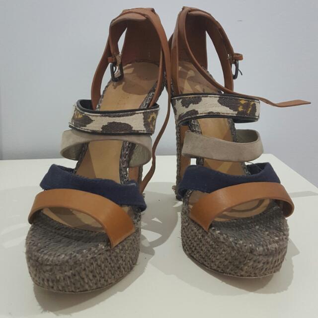 LAMB High Heel Sandals Sz 7.5