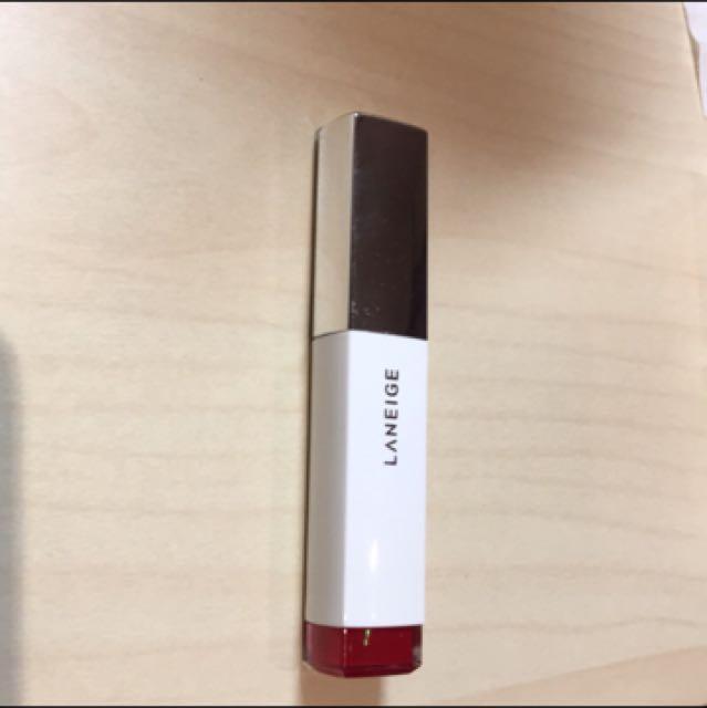 Laneige 超放電雙色絲絨唇膏