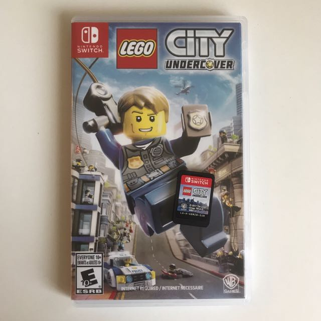LEGO CITY Undercover For Nintendo Switch