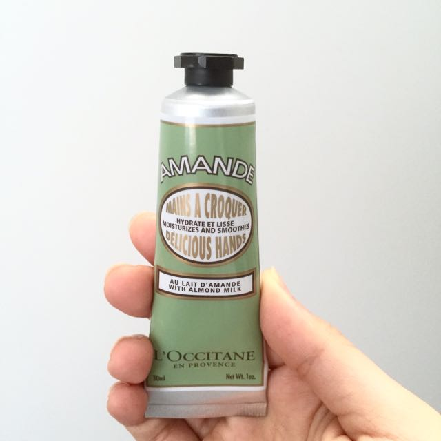 L'occitane Almond Delicious Hand Cream