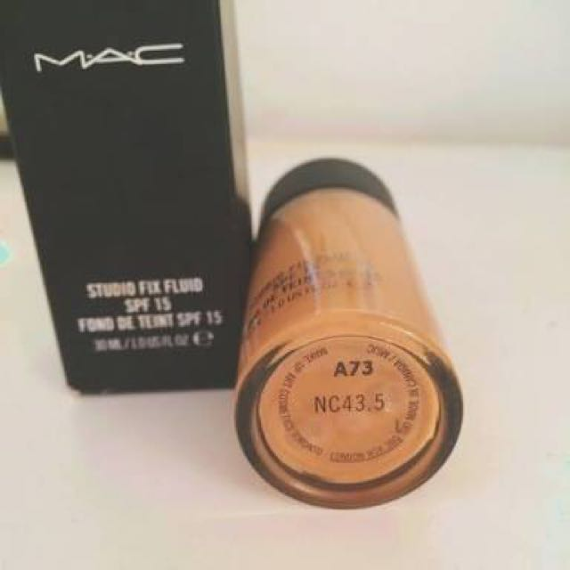 Looking For Mac Nc42 Or Nc43 Foundation Or Powder