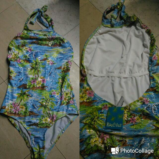 Lowback Swimsuit