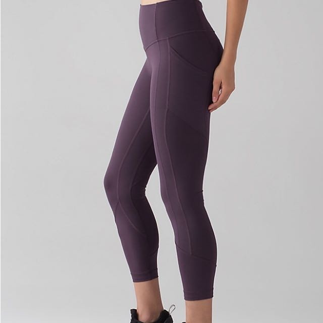 fdd68c5c2817d Lululemon All The Right Places Crop II