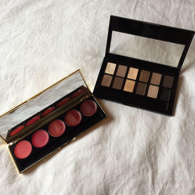 Makeup Palettes (Eyes And Lips)