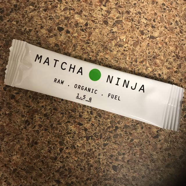 Matcha Ninja