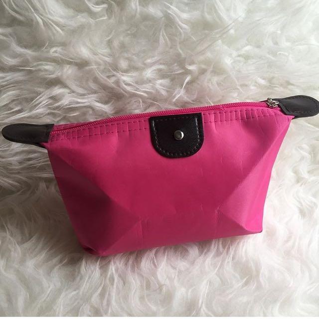 Mini pouch pink