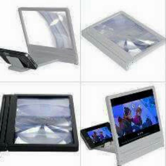 Mobile Magnifier
