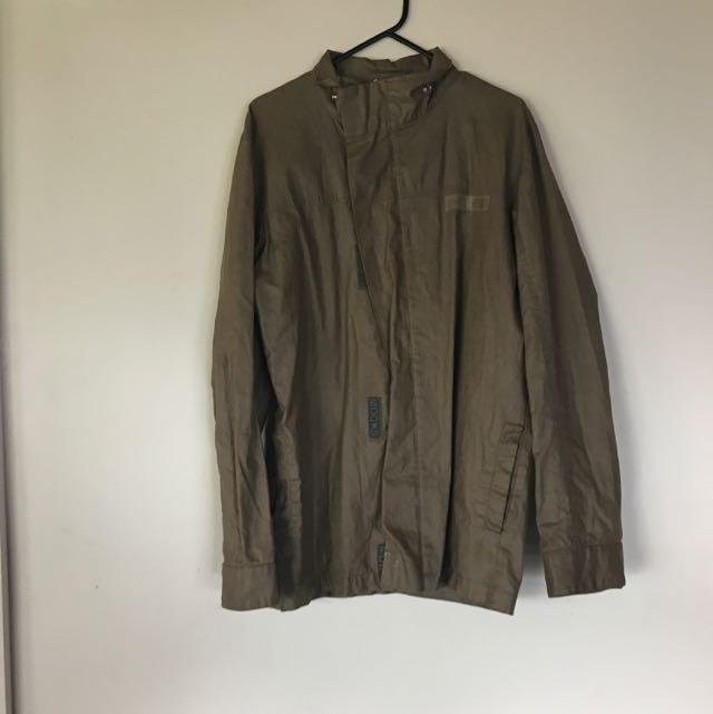 Mooks Mens Windbreaker Jacket