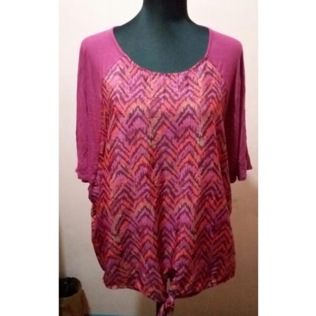 Mossimo Plus Size Top