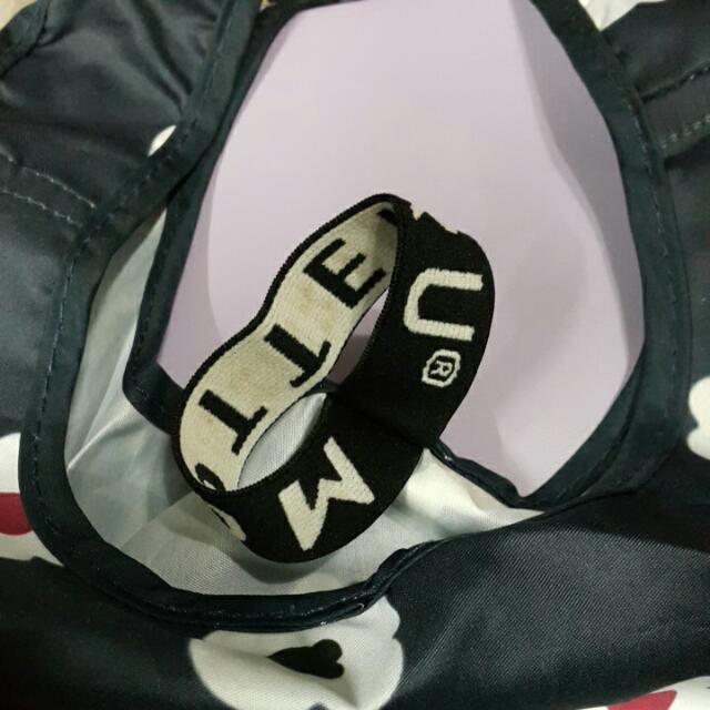motteru可愛花花購物袋日本收納袋時尚環保袋單肩包可摺叠包包 #MAYSALE