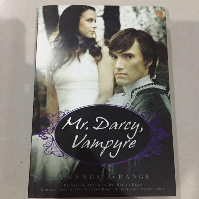 MR. DARCY, VAMPIRE