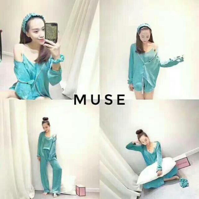 Muse Vd維可達琳睡衣七件套