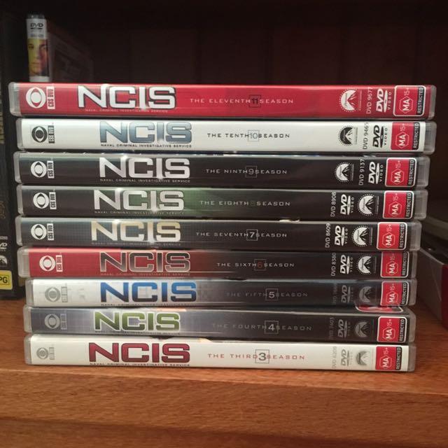 NCIS Seasons 3-11