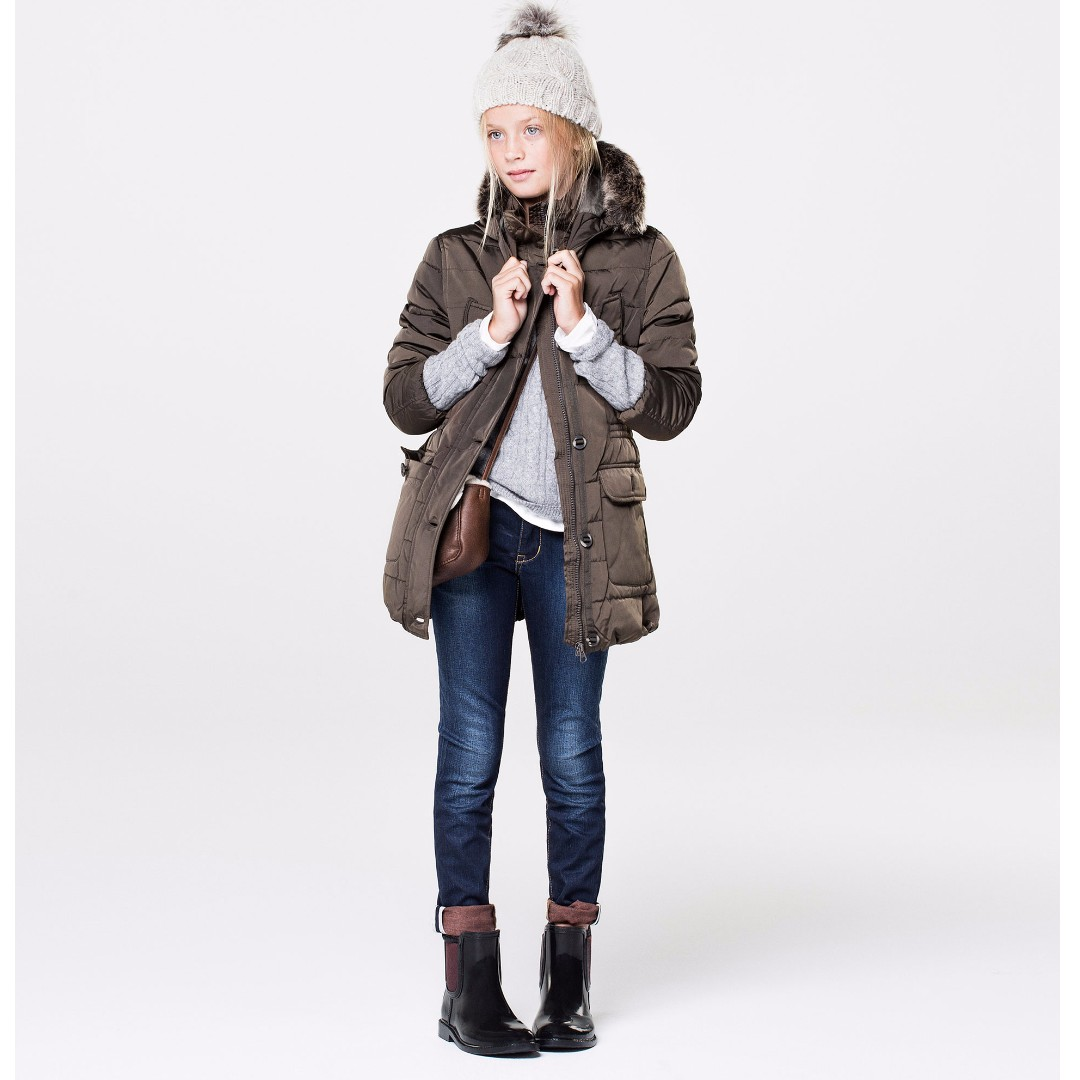 NEW Massimo Dutti Boys & Girls Outerwear