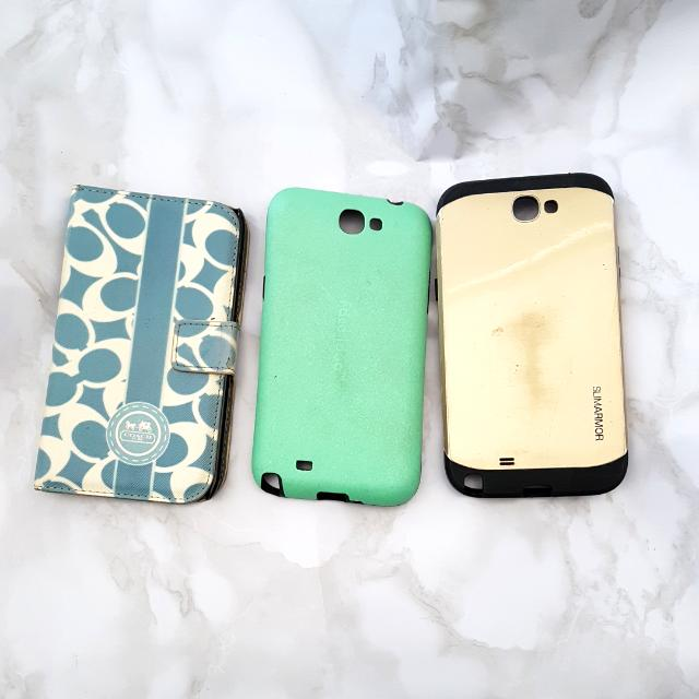 Note 2 Cases
