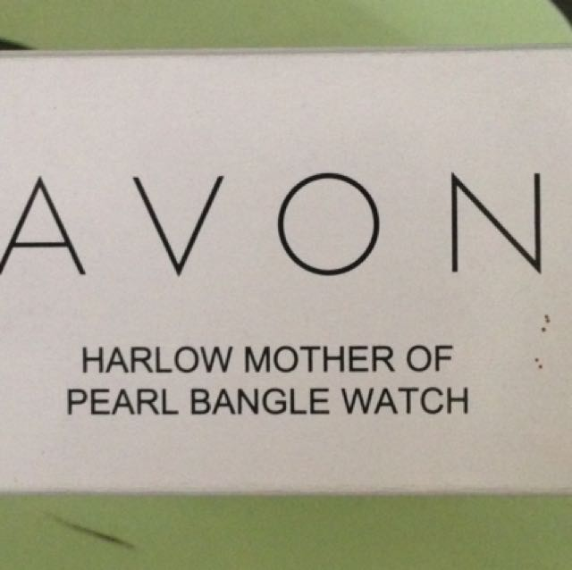 Once Used Avon Watch
