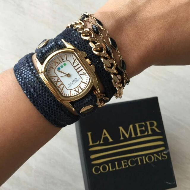 Original LA MER watch For Women