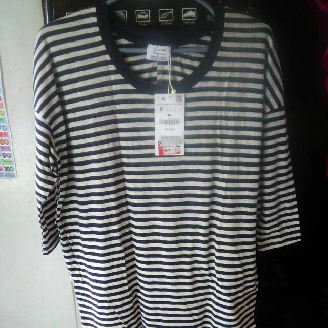 Original Zara 3/4 Sleeve Blouse