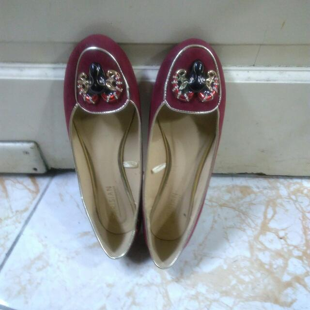 Parisan Flat Shoes
