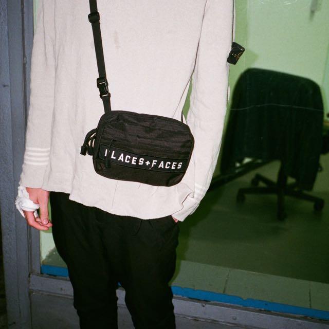 Places Faces Plus P F Pouch Side Bag Size