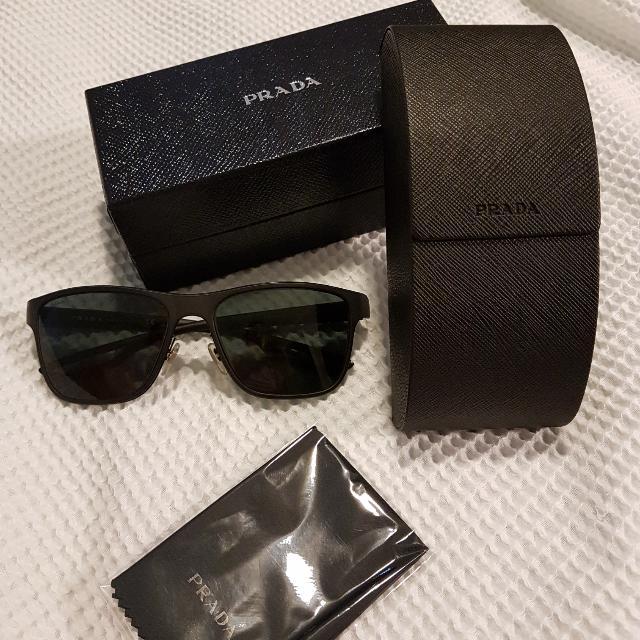Prada Sunglasses With Box