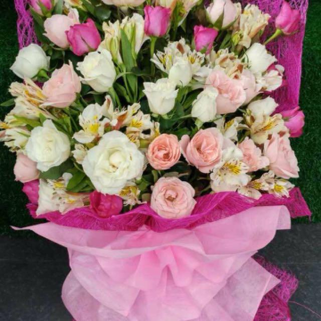 pre Order 3dozen Roses Bouquet