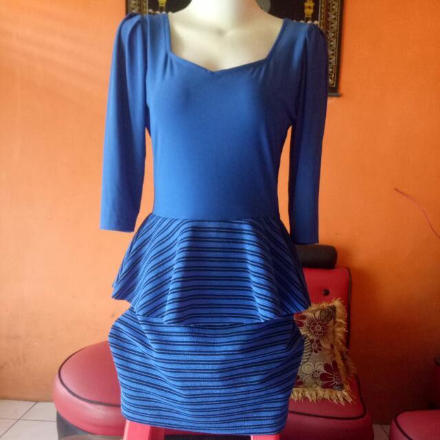 Preloved Mini Dress Pesta