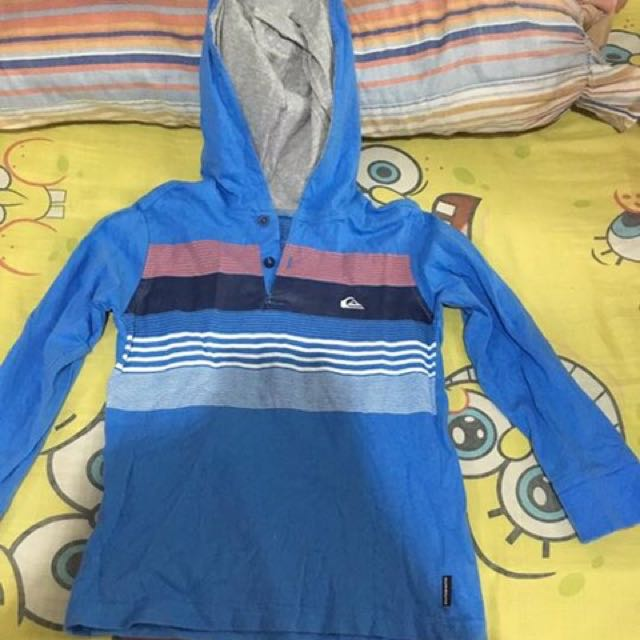 Quicksilver Hoodie For Boys