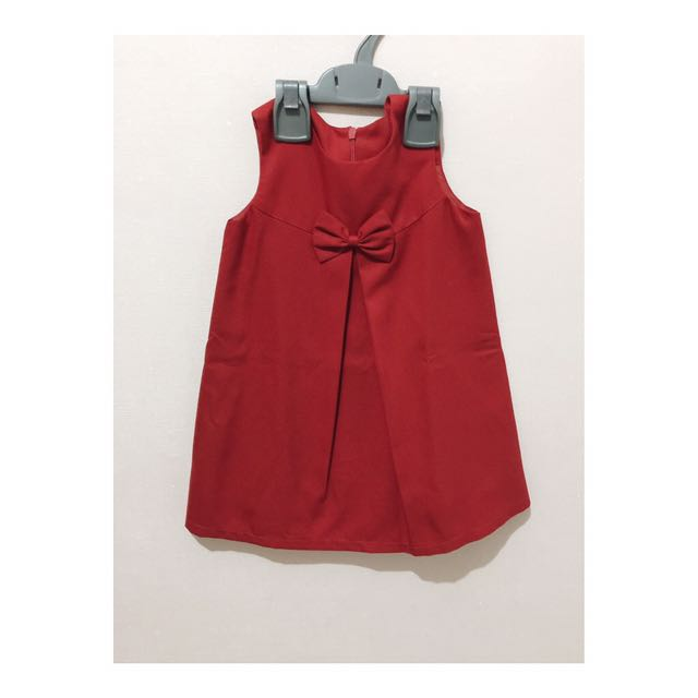 Red Riding Dress