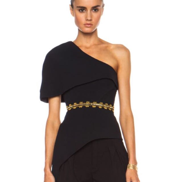 Sass and Bide One Shoulder Top