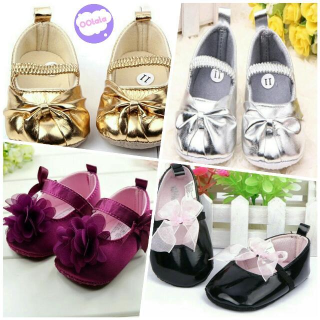 (Sale!) Sepatu Prewalker Bayi 12-18 Mo